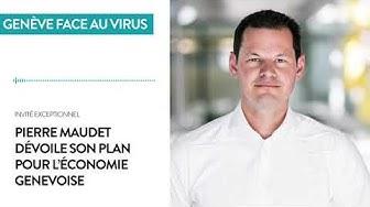 Coronavirus : Pierre Maudet dévoile son plan pour l'économie genevoise en direct