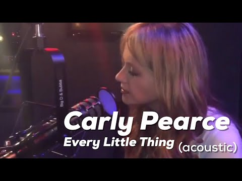 Carly Pearce - Every Little Thing (acoustic)