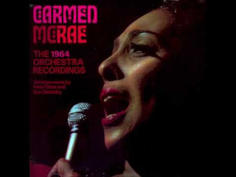 Carmen McRae - Fools And Lovers