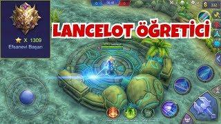 Mobile Legends - Sıralama LANCELOT Oynuyoruz (Öğretici Video) #22