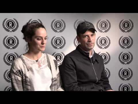 'Newcomer' Interview with Kai Barry and Noémie Merlant