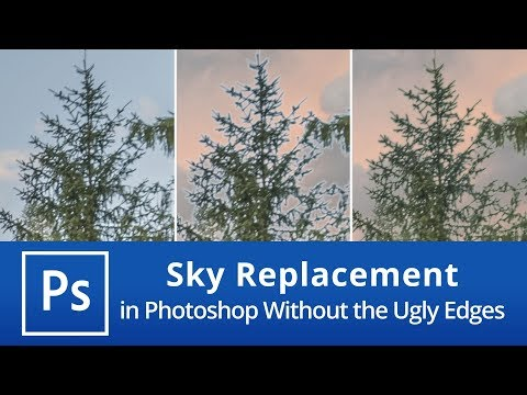 Sky Replacement In Photoshop Without The Ugly Edges