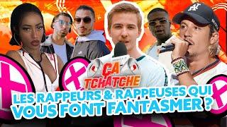 #ÇaTchatche : Les rappeurs / rappeuses qui vous font fantasmer ?