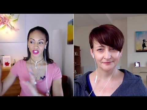 How to flow w. the magic of life - Helen Rebello | Dr Andrea Pennington  Become Who You REALLY Are!