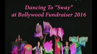 Dancing To Sway At Bollywood Fundraiser 2016