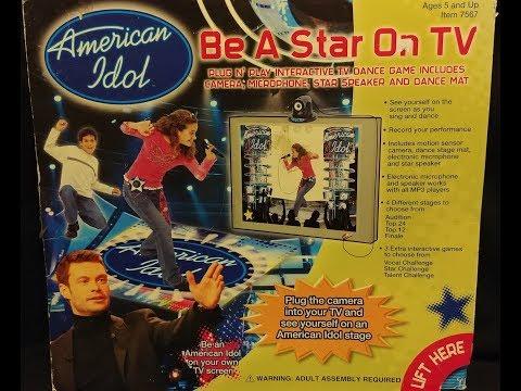 Plug N Play Games: American Idol Be A Star On TV