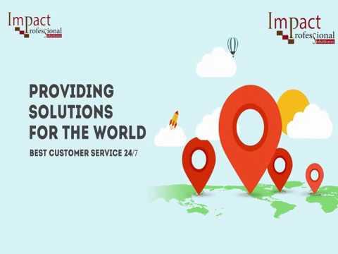 Web Design Development Company Impact Professional Solutions Ips Kent Uk Youtube