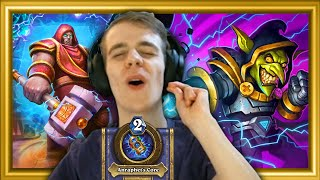 Hacking The System With Quest Aggro Warrior