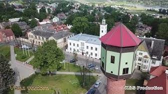 Viljandi - Beautiful City in Estonia! (Final Cut Version)
