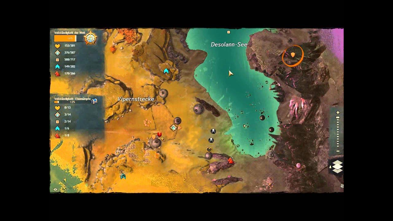 Guild Wars 2 ★ - Iron Marches Insight: Sunken Halls of ...
