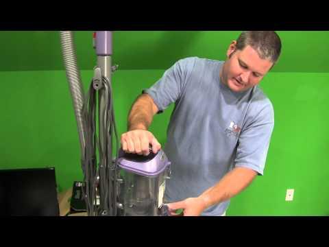 Shark Navigator Lift Away Vacuum Assembly Video