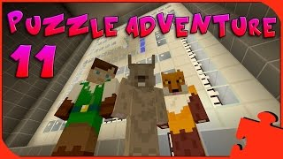 Minecraft Xbox - Puzzle Adventure - Triplicity The Overgrown Facility [11]