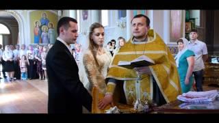 Венчание Дмитрия и Татьяны