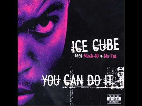 Ice Cube ~ You Can Do It (Instrumental)
