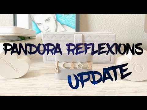 PANDORA Reflexions Collection | Updated Look & Review