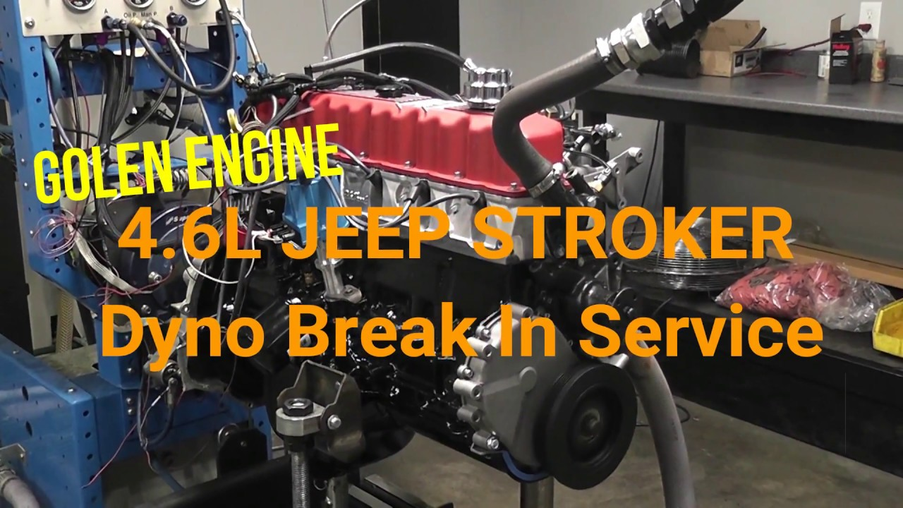 jeep 4 0 stroker engine for sale [ 1280 x 720 Pixel ]