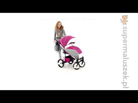Dětský kočárek Camarelo videorecenze Beroun
