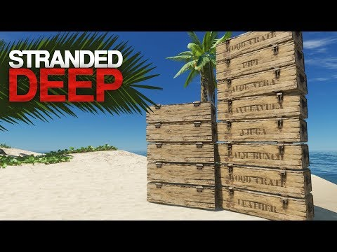 SO MUCH LOOT! Stranded Deep S2 Episode 14