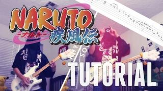 [TUTORIAL/TAB] Naruto Shippuden Opening 20 - Kara no Kokoro FULL (Guitar Cover) Anly | ナルト 疾風伝 Op 20