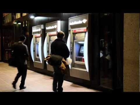Bank of America ATMs Turned Into Truth Machines