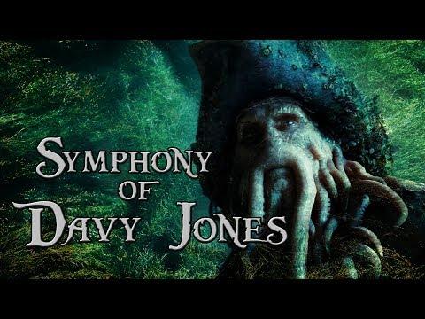 Davy Jones - Pirates of the Caribbean