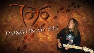 Toto - Dying On My Feet (Cover By Andreas Lindgren)