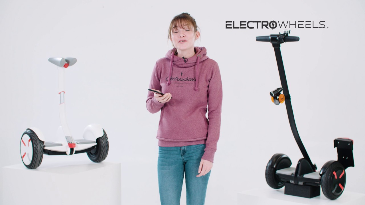 Ninebot Mini Pro Street Tutorial