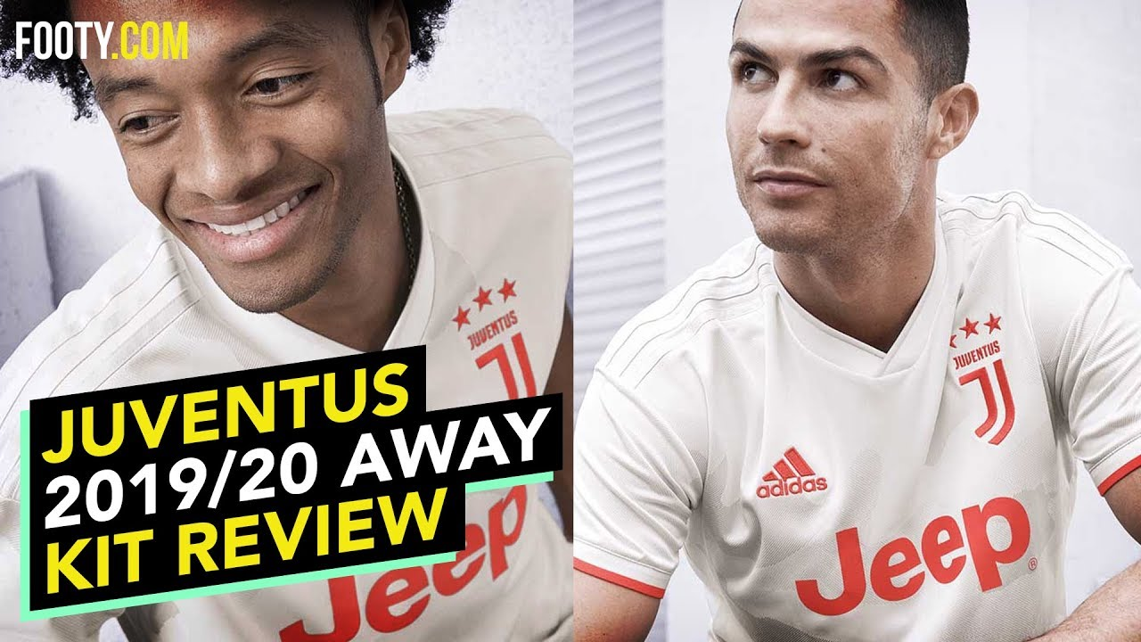 Juventus 2019 20 Adidas Away Shirt Kit Review Youtube