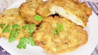 Kotlety drobiowo-jajeczne / Francuskie krokiety /Kasia ze slaska gotuje