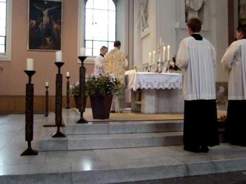 Lateinische Messe Hannover, Clemensbasilika - Präfation