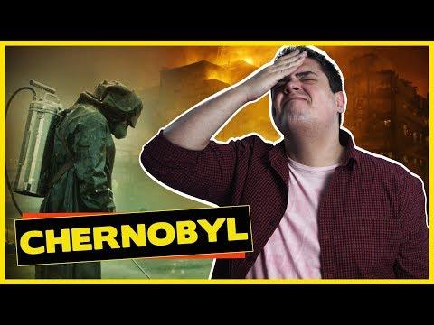 ☢ CHERNOBYL Minissérie HBO -  Você vai sentir a radiação no corpo  SM Play 154