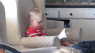 TODDLER CAN READ!
