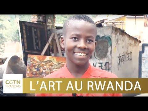 Rwanda : un centre artistique accueille les talents de tous les âges