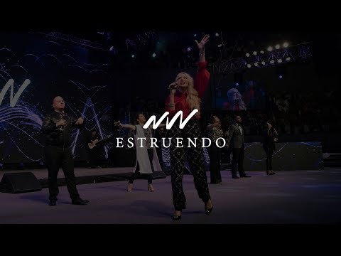 Estruendo (en vivo) - Vientos de Gloria | New Wine Music