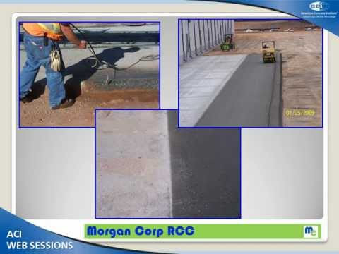 A Contractor's Perspective on Roller-Compacted Concrete