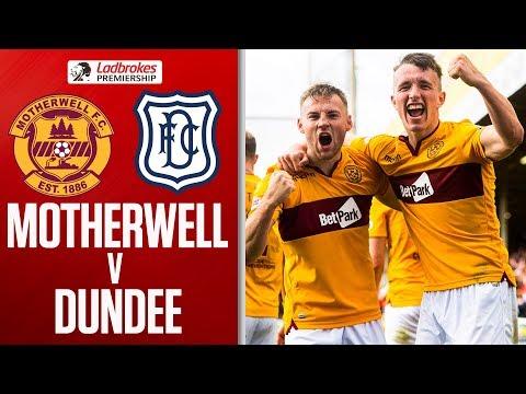 Motherwell 4-3 Dundee   95th Minute Winner Decides 7-Goal Thriller!   Ladbrokes Premiership