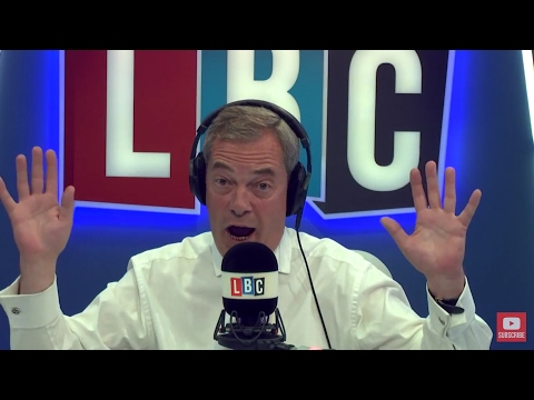 The Nigel Farage Show: Should all our police be armed? Live LBC - 5th June 2017