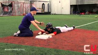 Baseball Tips: How To Slide Head First