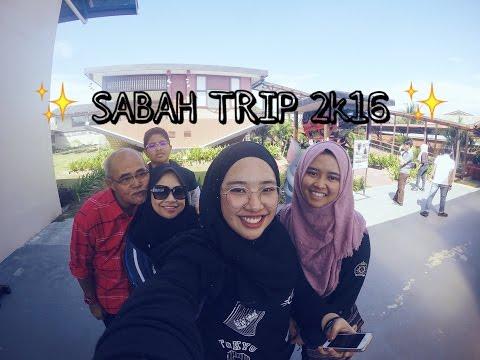 Sabah Trip 2k16