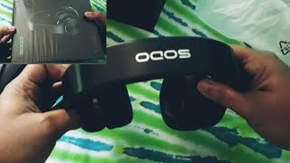 UNBOXING SODO MH5 Bluetooth Speaker bluetooth Headphones 2 in one headset with Bluetooth 4.2 earbuds