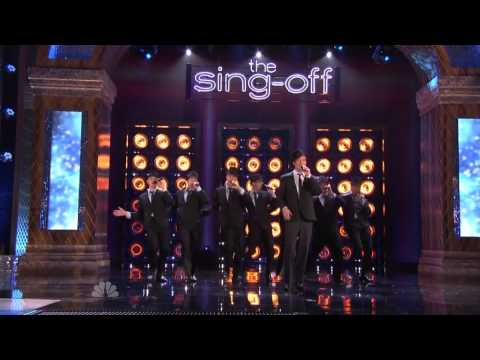 "The Sing Off - Vocal Point - ""The Way You Look Tonight"""