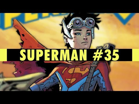 Let Slip The Dogs of War | Superman #35 Review