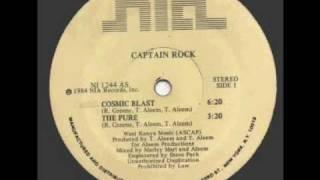 Old School Beats - Captain Rock - Cosmic Blast Thumbnail