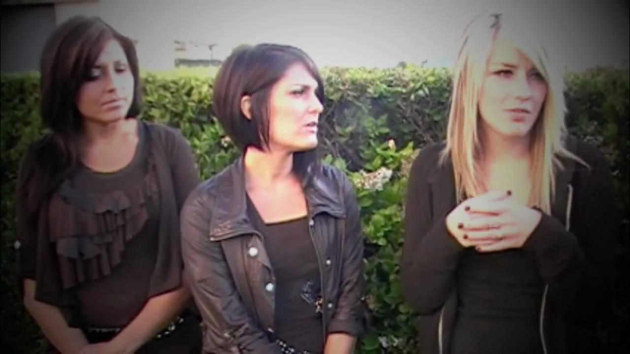 Becca, Alyssa, and Lauren of Barlow Girl Discuss Prayer