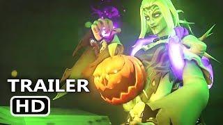 PS4 - Overwatch: Halloween Terror Trailer (2018)