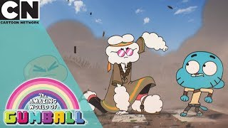 The Amazing World of Gumball | Gumball And Darwin Can't Speak | Cartoon Network UK