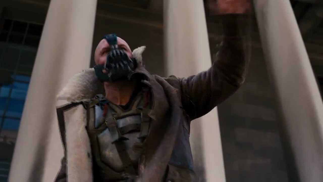 Download The Dark Knight Rises - Bane Blackgate Prison Speech (HD) IMAX