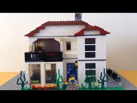 Lego Como Hacer Una Casa Doovi