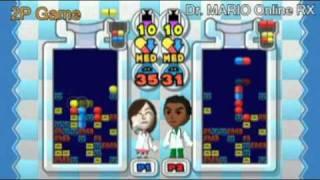 Wii - WiiWare: Dr. Mario Online Rx Trailer