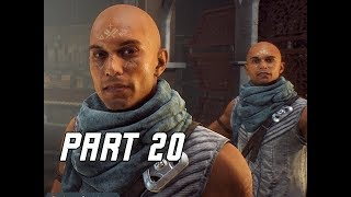 ANTHEM Walkthrough Gameplay Part 20 - Division (PC Ultra Let's Play)